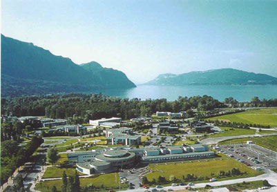 Campus du Bourget-du-lac